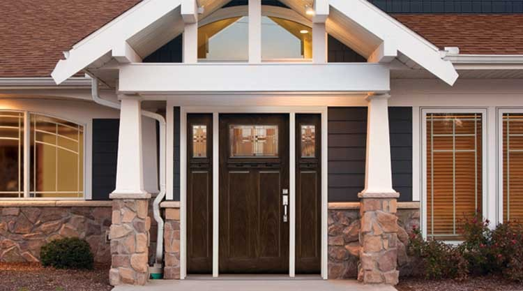 Πόρτες ασφαλείας και εσωτερικές πόρτες