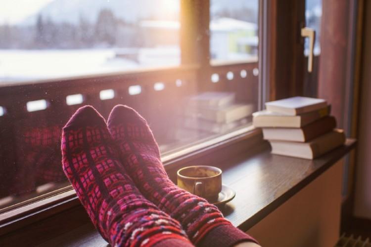 Πώς να κρατήσετε τη ζέστη στην οικία σας το χειμώνα