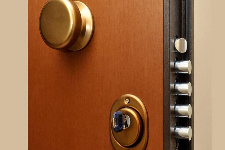 Η προστασία που προσφέρει η κλειδαριά σε μια πόρτα